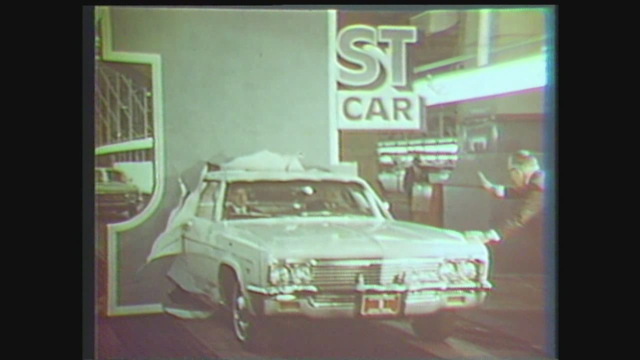 50 years ago today: First car built at Lordstown GM plant - YouTube