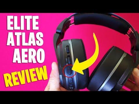 Best Wireless Gaming Headset! Turtle Beach Elite Atlas Aero Review