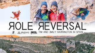 Emily Harrington - Role Reversal - Climbing in Spain