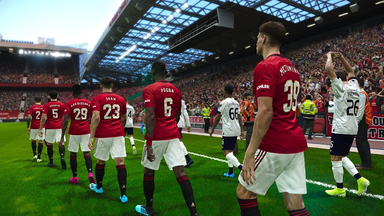 Manchester United vs Liverpool (Matchday 9) EPL 2019/20 Prediction