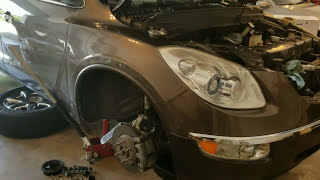 In vehicle GM 3 6L VVT timing chain replacement (code P0008) teardown  gotchas and hints
