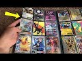 *ULTRA RARES EVERYWHERE!* The ULTIMATE Pokemon Card Collection Binder is ALMOST DONE!