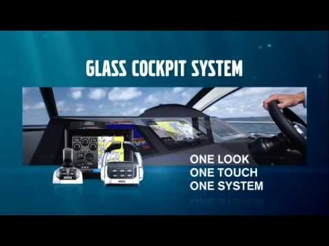Volvo Penta Glass Cockpit System
