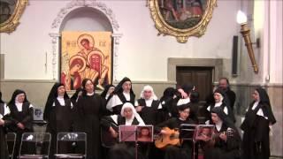 Profesion Temporal de la Hna. Carmen (4). Carmelitas, Valladolid