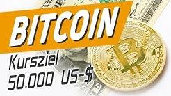 Faires Kursziel 50.000 Dollar? Bitcoin vs. Gold/Silber