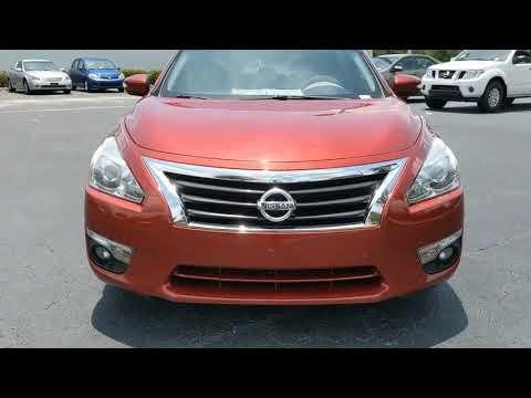 2015 Nissan Altima DeLand Nissan C372610A