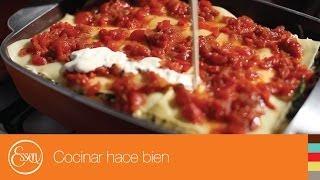 Essen - Recetas - Lasagna de Ricota y Espinaca