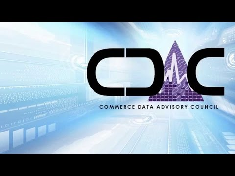 Fall 2015 meeting of the Commerce Data Advisory Council (Day 2)