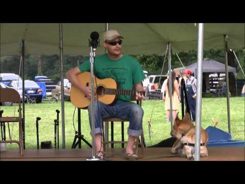 Timothy Morton - Singing Contest -- Morehead Old Time Festival 2012