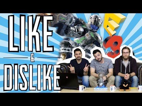 LIKE & DISLIKE: Vanquish en Steam, Maradona y PES 2017, planes para el E3...