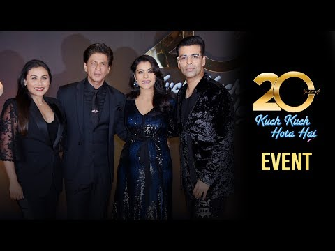 Celebrating 20 Years Of Kuch Kuch Hota Hai | Karan Johar | Shah Rukh Khan | Kajol | Rani Mp3