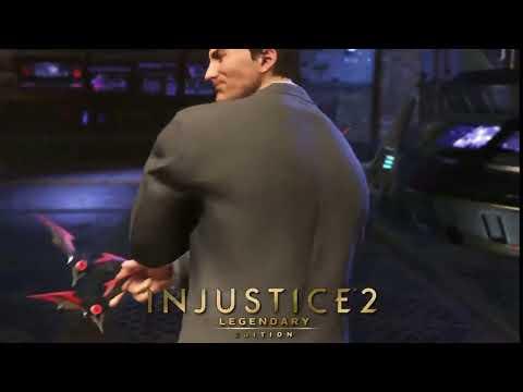 INJUSTICE 2 - BRUCE WAYNE PREMIERE SKIN CONFIRMED!!!!