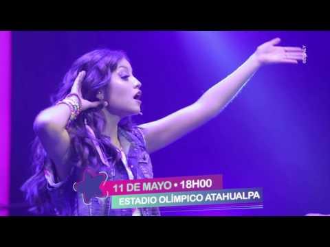 Soy luna Concierto Ecuador 2017 Quito Guayaquil Fechas Costos Entradas Lugar Radio Disney