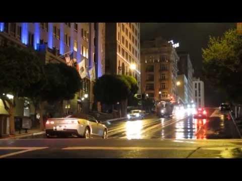 """Terminator Genisys"" Film Shoot @ California St & Powell St Nob Hill San Francisco California 2014"