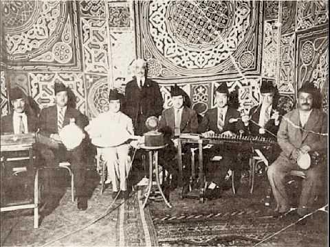 مقام خنبات - الجالغي البغدادي Maqam Khanabat - Chalghi al-Baghdadi 1932