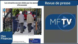 RDP Septembre : retraite de base, assurance vie et immobilier de luxe