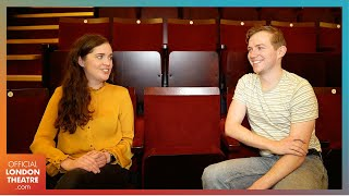 Jack Holden and Bronagh Lagan chat through 4 scenes of Cruise   West End Interview