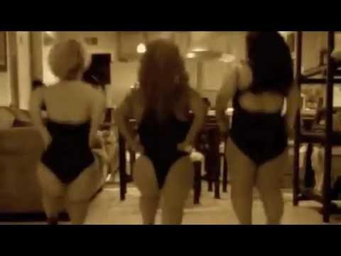 Mini Beyonce Performing Single Ladies...Mini Rehearsals