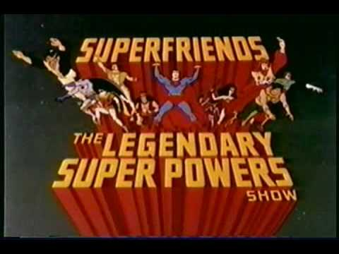 Super Friends to Justice League Intros