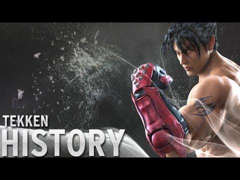 History of - Tekken (1994-2014)