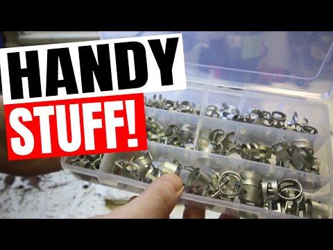 Essential Shop Supplies For A DIY Garage 🔧