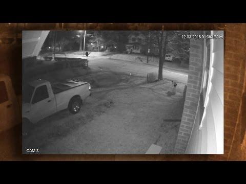 Surveillance video shows fatal beginning of fatal Akron house fire