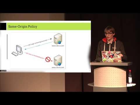 Johann Hofmann: Browser Security in 2017 | JSUnconf 2017