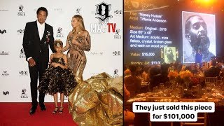 Jay Z, Beyonce & Other Stars Showed Out At The Wearable Art Gala!