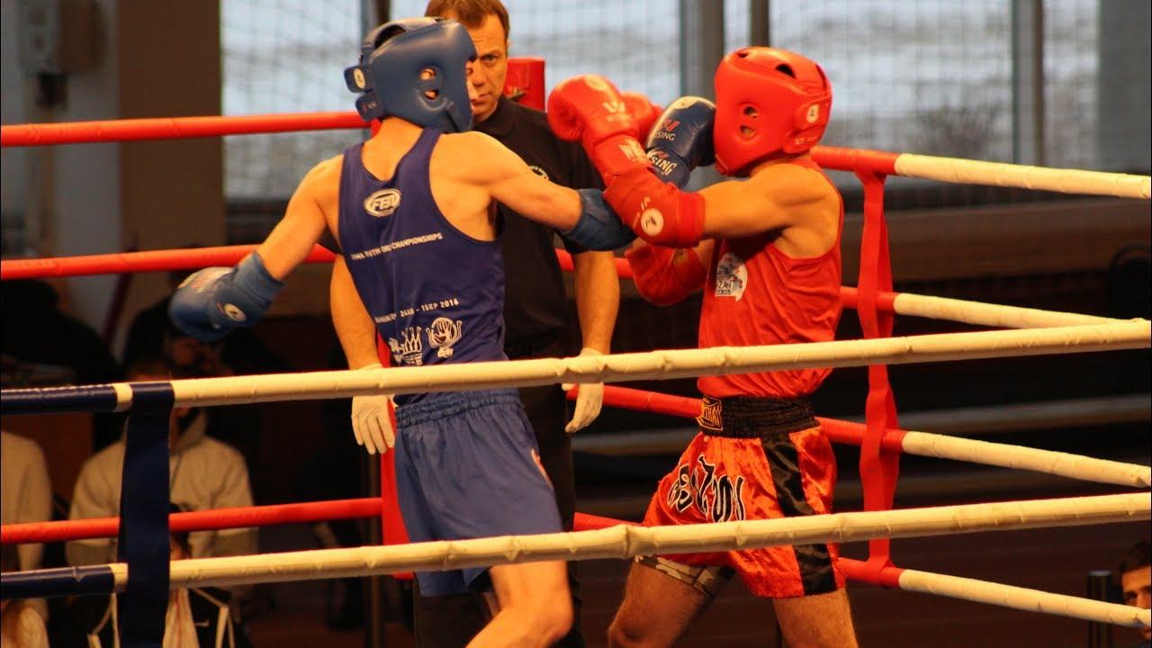 muay thai тайский бокс чемпионат России Челябинск