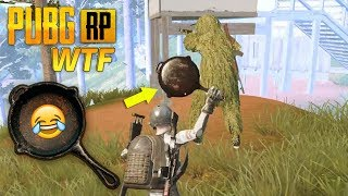 PUBG Mobile PC WTF Funny Troll Moments © Crazy Chicken Performance Play  ✓