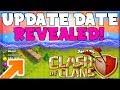 Online/Offline Feature IS HERE - Update DATE REVEALED - Clash of Clans October Udpate Sneak Peek #2