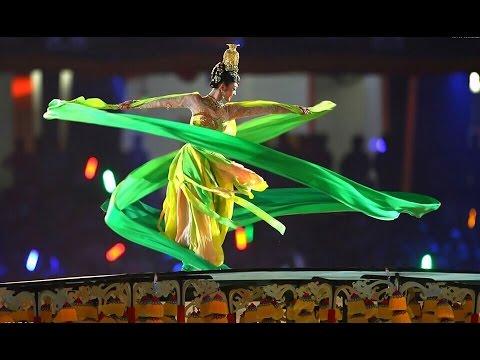 Dunhuang dance show