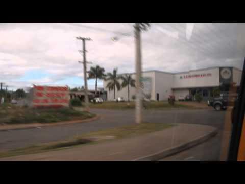 Taxi Cab Ride - Nadi, Fiji