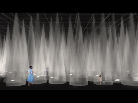 "Sou Fujimoto will use ""only light"" to create COS Milan installation"