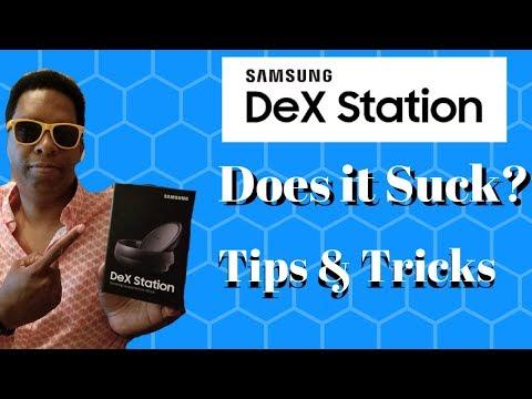 Samsung Dex - Does it suck? - Tips & Tricks