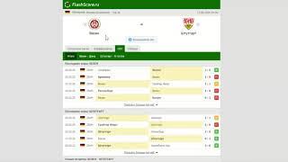 Вехен Штутгарт Прогноз и обзор матч на футбол 17 мая 2020 Вторая Бундеслига Тур 26