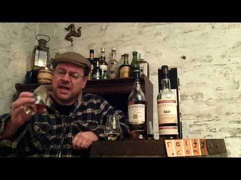whisky review 440 - Glenmorangie Quinta Ruban comparison
