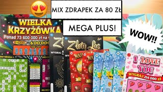 Zdrapki Lotto #453 MIX ZDRAPEK…