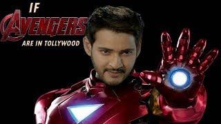 Tollywood Avengers/ Telugu Avengers / South Indian Avengers
