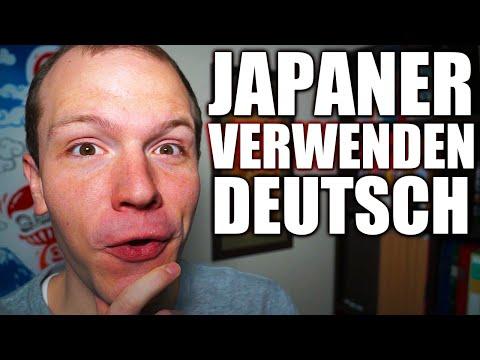 Auch Japaner Verwenden Deutsch - Deutsche Wörter In Der Japanischen Sprache