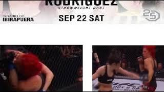 UFC SAO PAULO RANDA MARKOS VS MARINA RODRIGUEZ POST FIGHT ROBBERY (NO FOOTAGE)