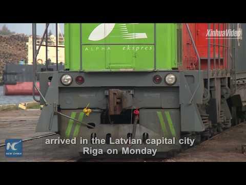 New China-Europe rail-sea cargo route opens
