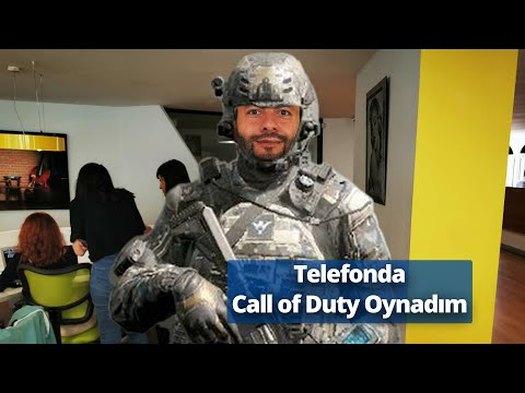 Call Of Duty: Mobile Oynadım!