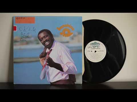 Junior Byron – Sunshine 1981 Formula Records – F 001 Canada Soul, Funk, Disco