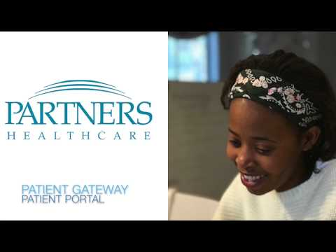 Partners Patient Gateway Online Patient Portal - Made Easy