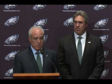 Jeffrey Lurie's State of the Eagles Address 2017: The Tyler Werner Show 3-29-17