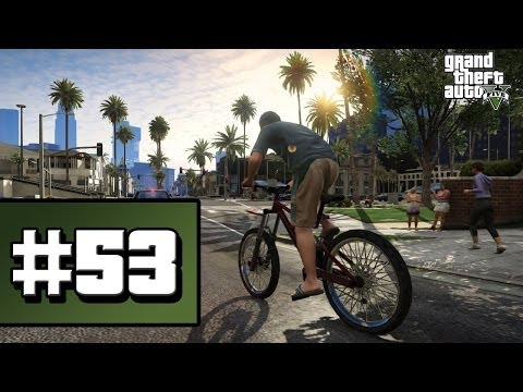 Grand Theft Auto V - Gameplay Walkthrough - Part 53 Legal Trouble