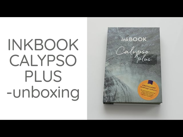 inkBOOK Calypso Plus- pierwsze wrażenia