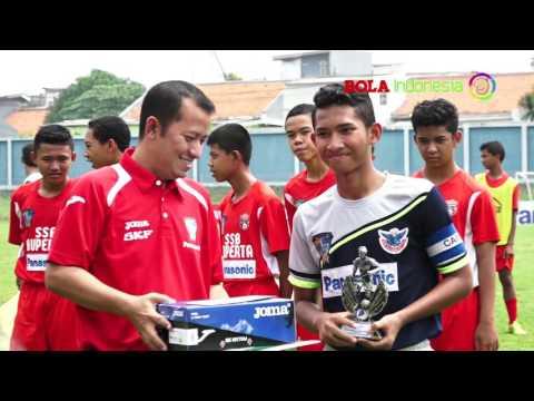Highlight Liga KG Panasonic U-14 2016/2017 Pekan ke-13 Bagian ke-3