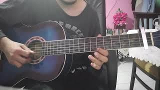 Bilal Sonses - Öpesim Var Gitar Cover(Orjinal Ton Akor ve Solo)